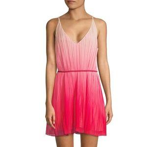 Ramy Brook Sofie Ombré Mini Dress